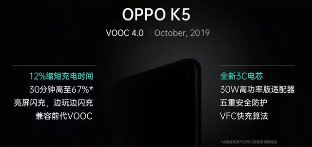 颜值与配置并重,OPPO K5预售即获得学霸级别的成绩单
