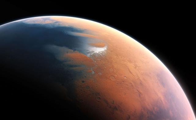 前NASA科学家称人类早已发现火星上有生命