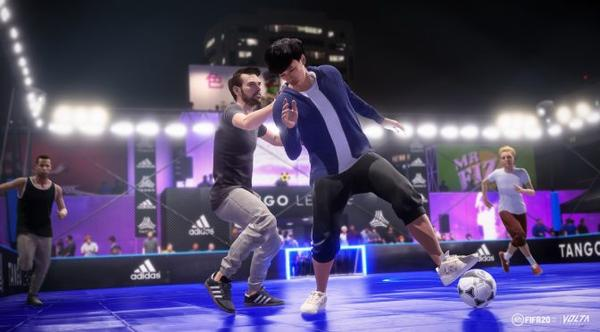 《FIFA20》全球玩家突破1000万比赛场次超过4.5亿_游戏