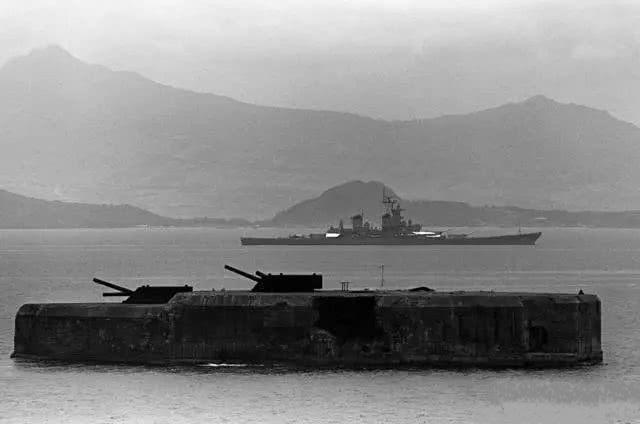 菲律宾105岁战舰岛美国人一手打造又将其毁灭如今成旅游景点(图4)