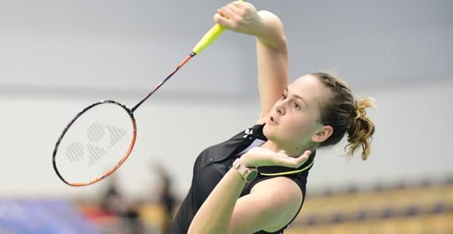 精彩:羽毛球丨没有前辈指导、势单力薄的匈牙利女单:她全靠家人支持