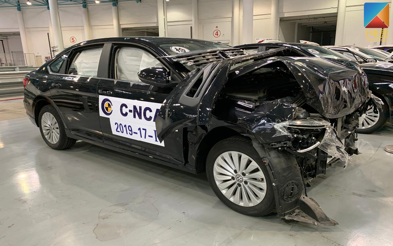 7款汽车C-NCAP碰撞试验结果出炉 江淮仅获两颗星(第1页) -