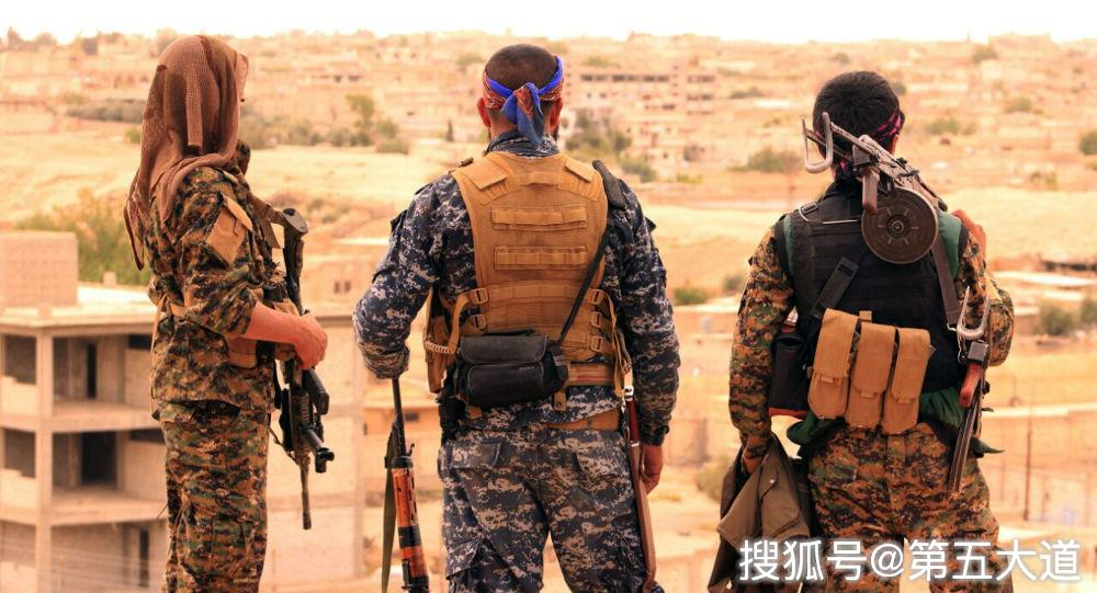 中东强国向库尔德伸出援手,美国表态支持
