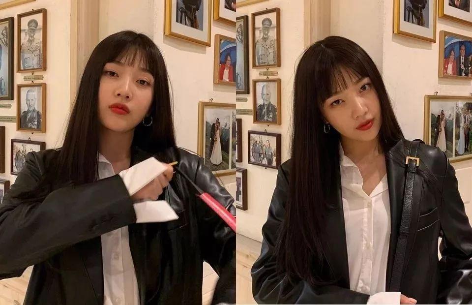 IU、泰妍、李圣经都剪了,2019秋冬韩星最新刘海范本