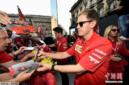 2019年F1還有5站,猜猜法拉利兩大車手會不會內訌……_勒克萊爾