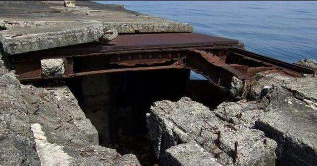菲律宾105岁战舰岛美国人一手打造又将其毁灭如今成旅游景点(图5)