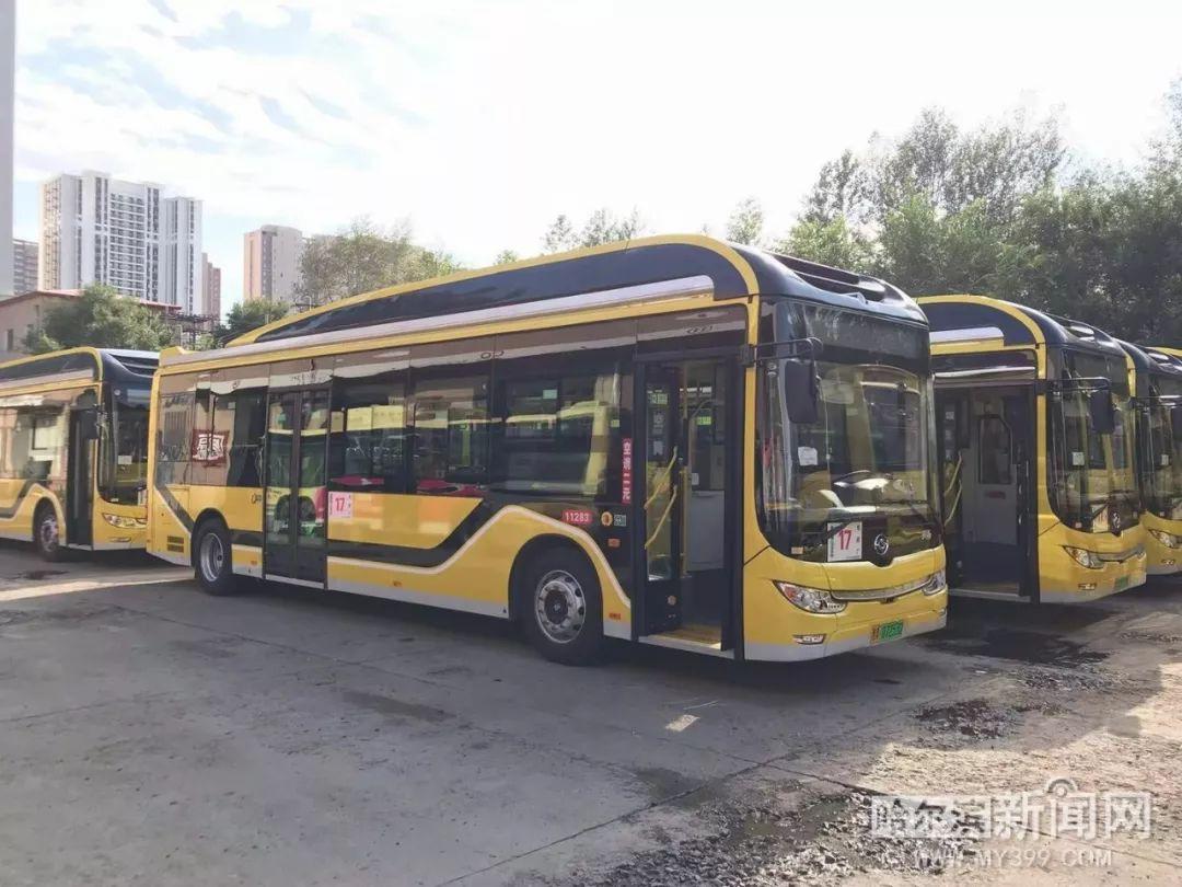 平湖17路公交车路线图