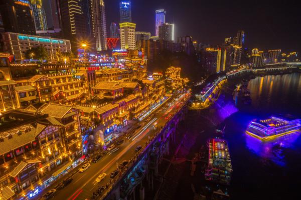 原创             中国最发达旅游城市,北京第一,重庆第二,成都第六超杭州