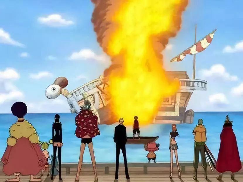 20年惊喜纪念之作,动画 航海王 狂热行动 即将上映