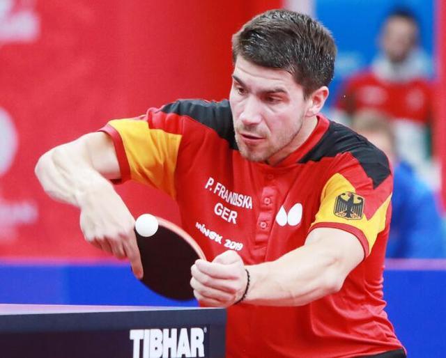 【转载】德国乒乓黑马重振雄风!又战胜一位国乒世界冠军,成功晋级八强