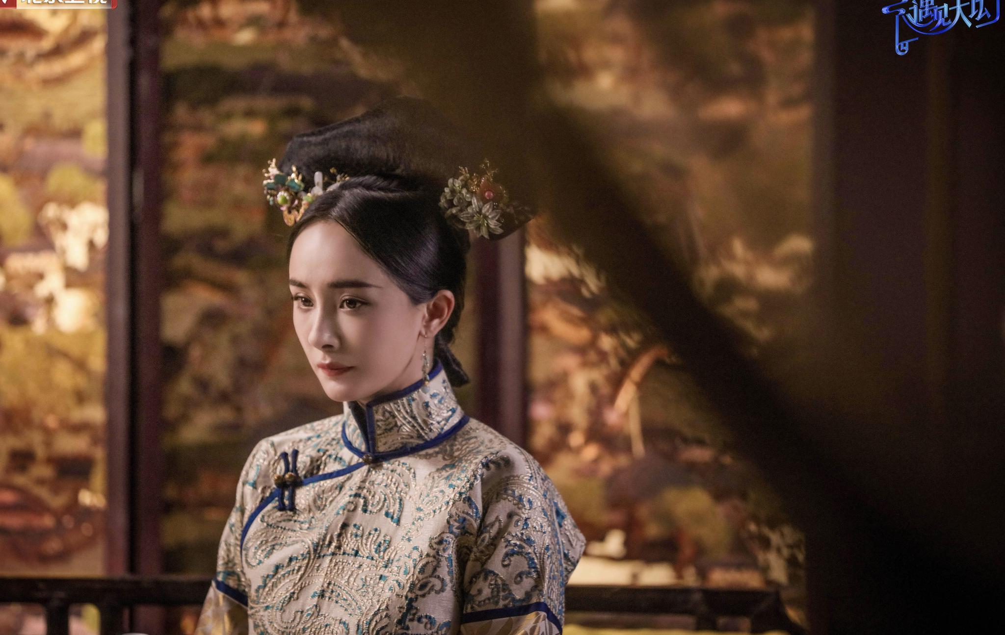 杨幂关晓彤刘涛等女明星的清宫戏造型,你们觉得谁的颜值最高?插图(7)