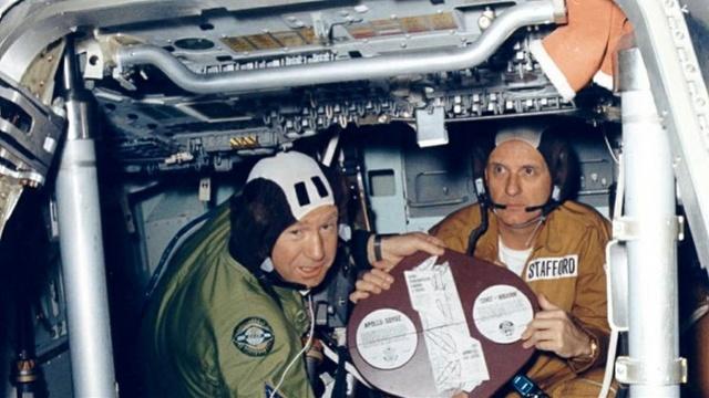 NASA罕见中断太空行走直播,向去世苏联宇航员致敬
