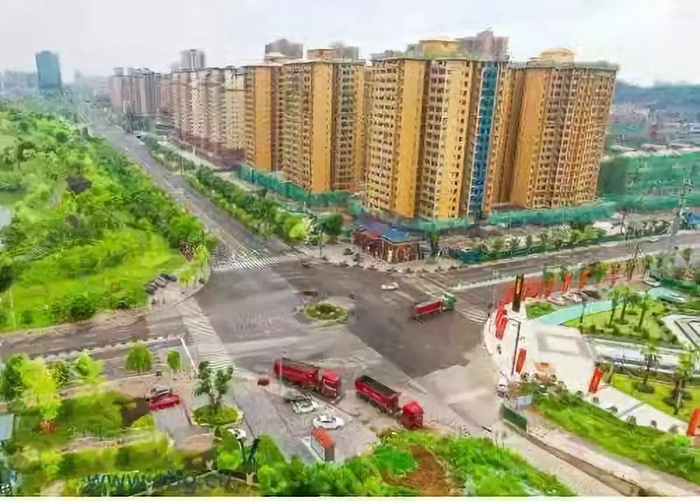 垫江三合湖公园规划图