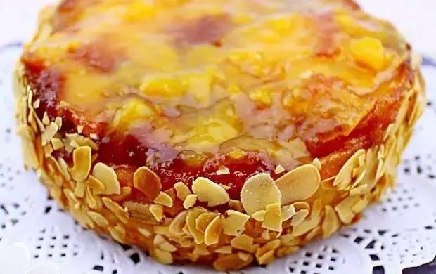 有木有瞬间爱上烘焙?法式反转苹果蛋糕配方