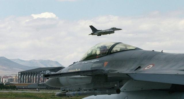 土耳其国防部:虎爪动作已经击中PKK 700多个方针