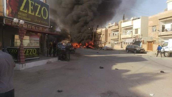 """土耳其出兵叙利亚后,""""伊斯兰国""""发动恐袭还策划监狱暴乱"""