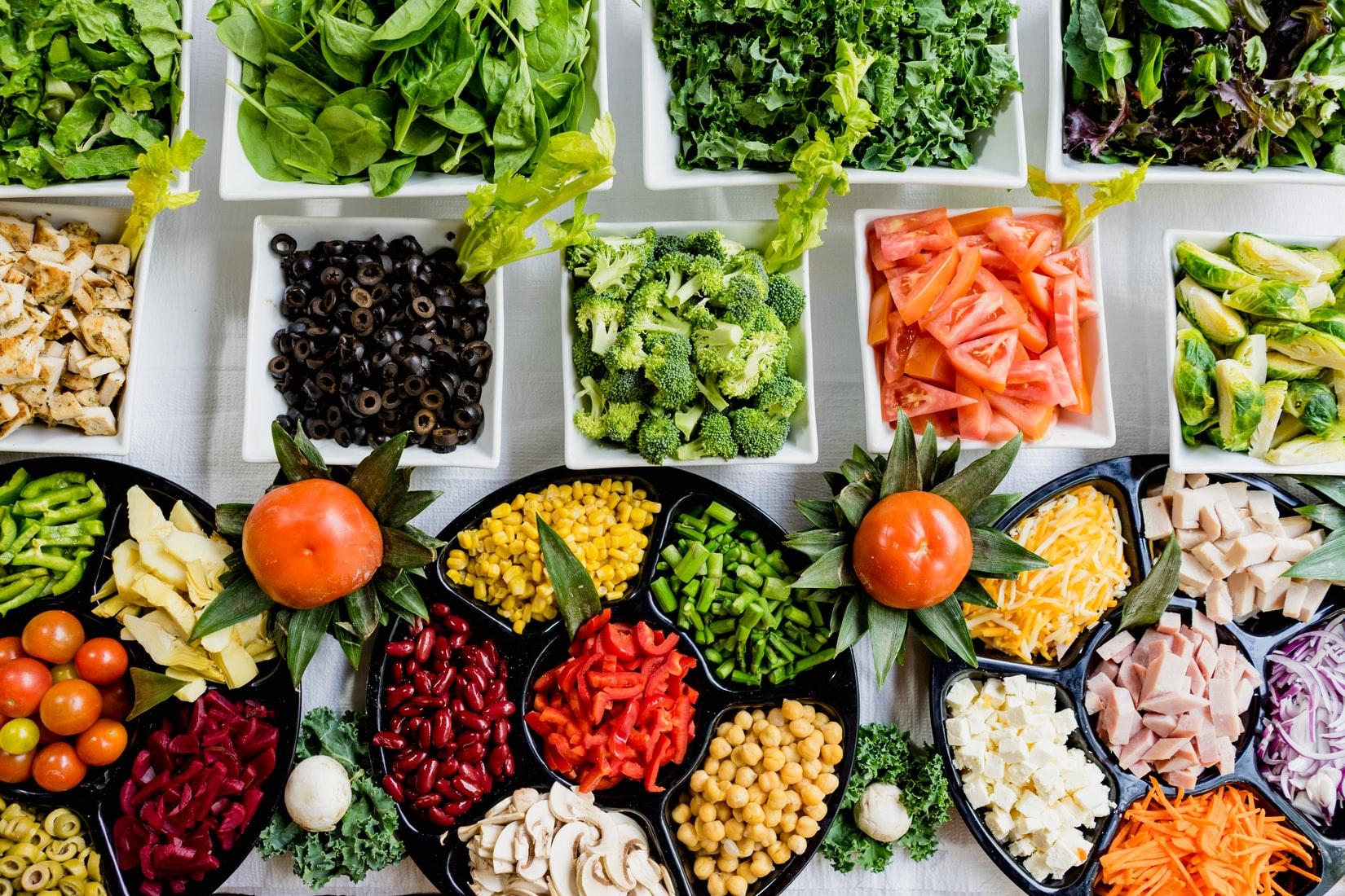AI 想为你打造一些新菜单,创新一下食物搭配