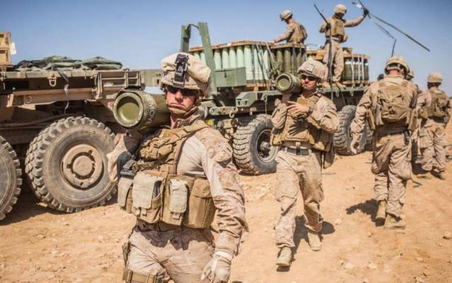 驻叙基地遭土耳其炮轰后,美军警告使用自卫权反击,土:绝不撤退