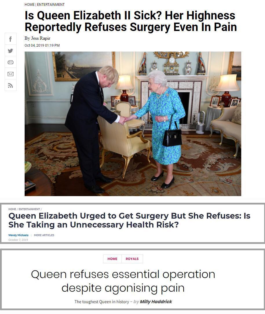 """原创 击破""""健康堪忧""""传闻,英女王神采奕奕现身!查尔斯王储身份依旧"""