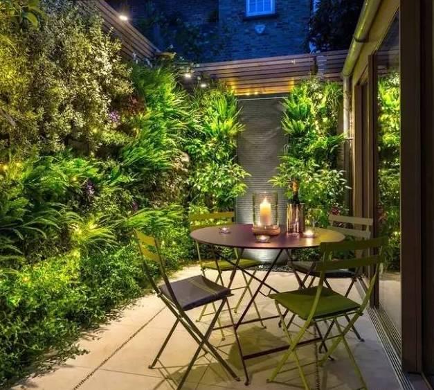 买了一楼带院子,怎么设计好,多个方案来灵感