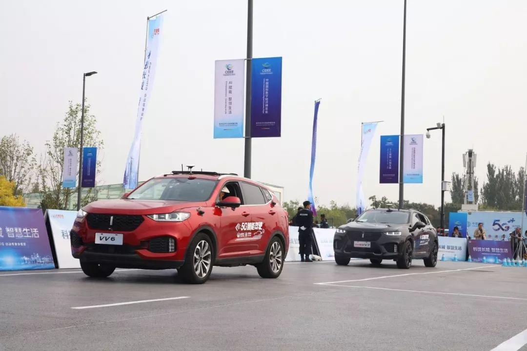长城汽车L4级自动驾驶体验车驶进2019数博会,智能驾驶黑科技来得比想像中快