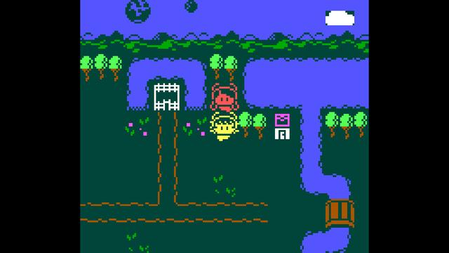 STEAM免费领取特别好评像素游戏《麻烦公主的美梦2》_画面