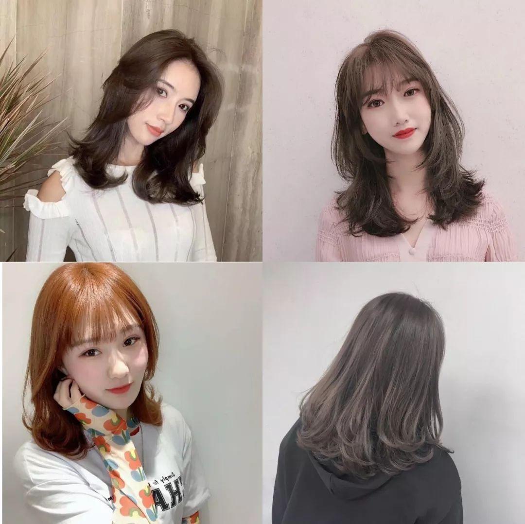 脖子长的人适合什么发型?