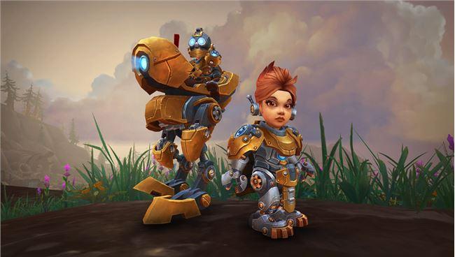 魔兽世界机械侏儒种族天赋/可选职业汇总机械侏儒种族特长解析