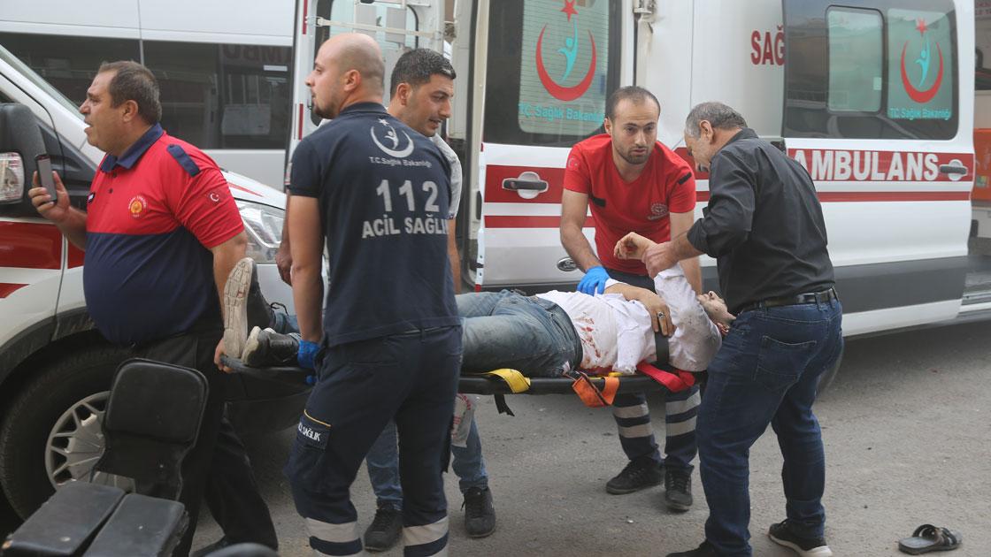 土耳其境内再遭库尔德武装炮击,10死37伤
