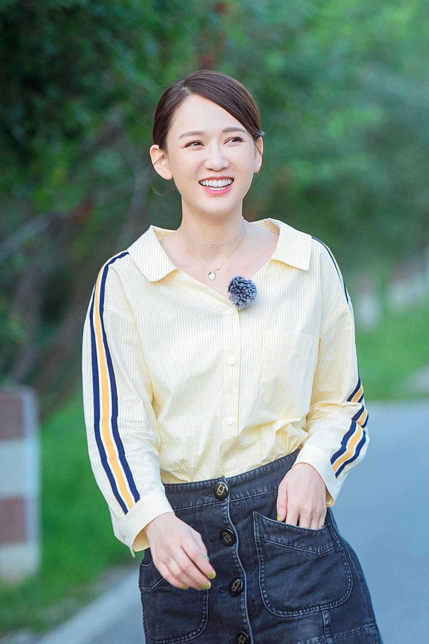 原创 陈乔恩节目中谈年龄,可她的颜值真的一如既往的高插图(3)