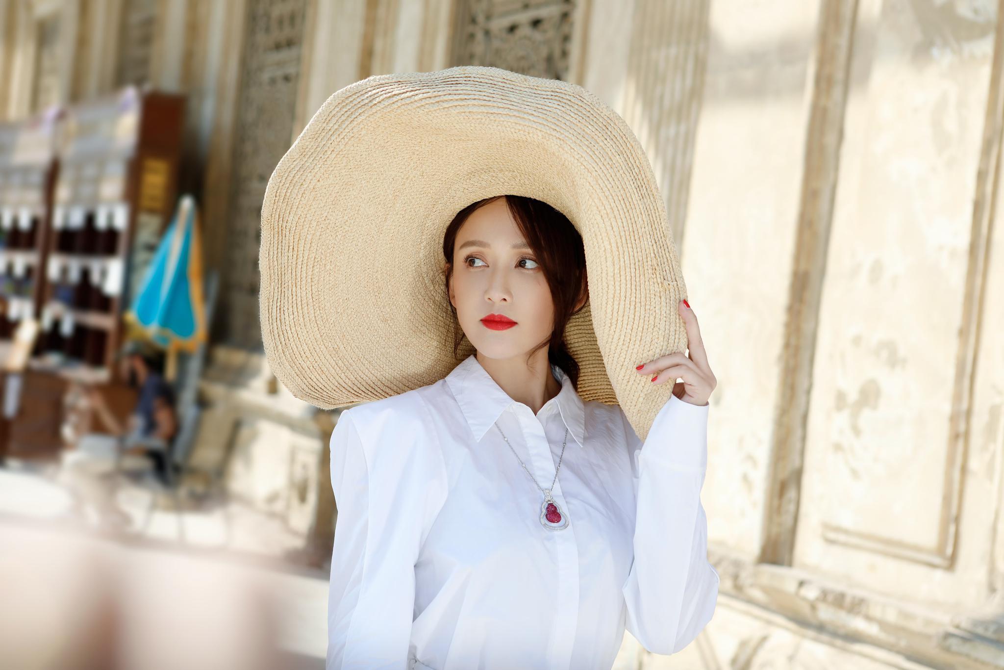 原创 陈乔恩节目中谈年龄,可她的颜值真的一如既往的高插图(4)