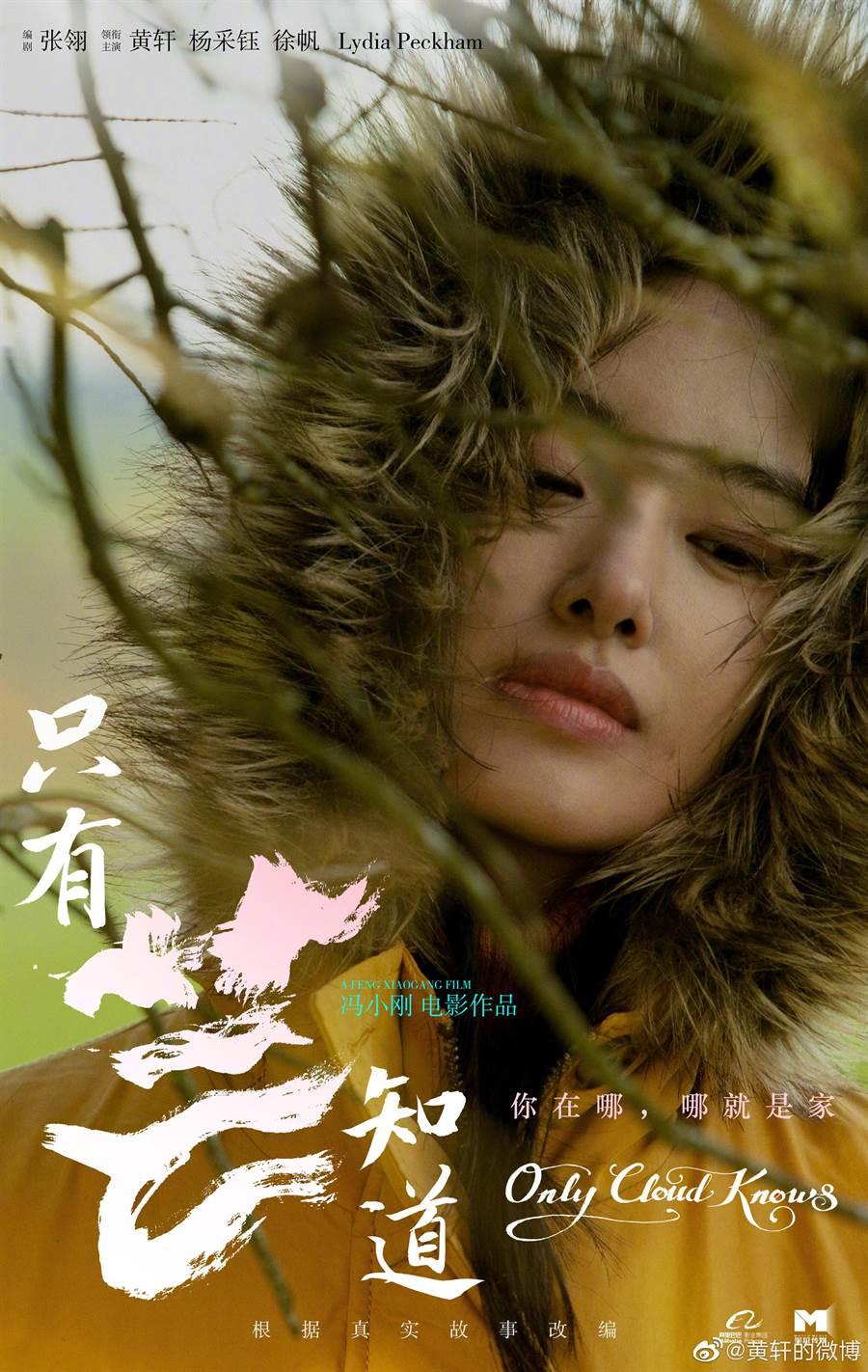 真实爱情故事改编!冯小刚新片《只有芸知道》海报正式曝光