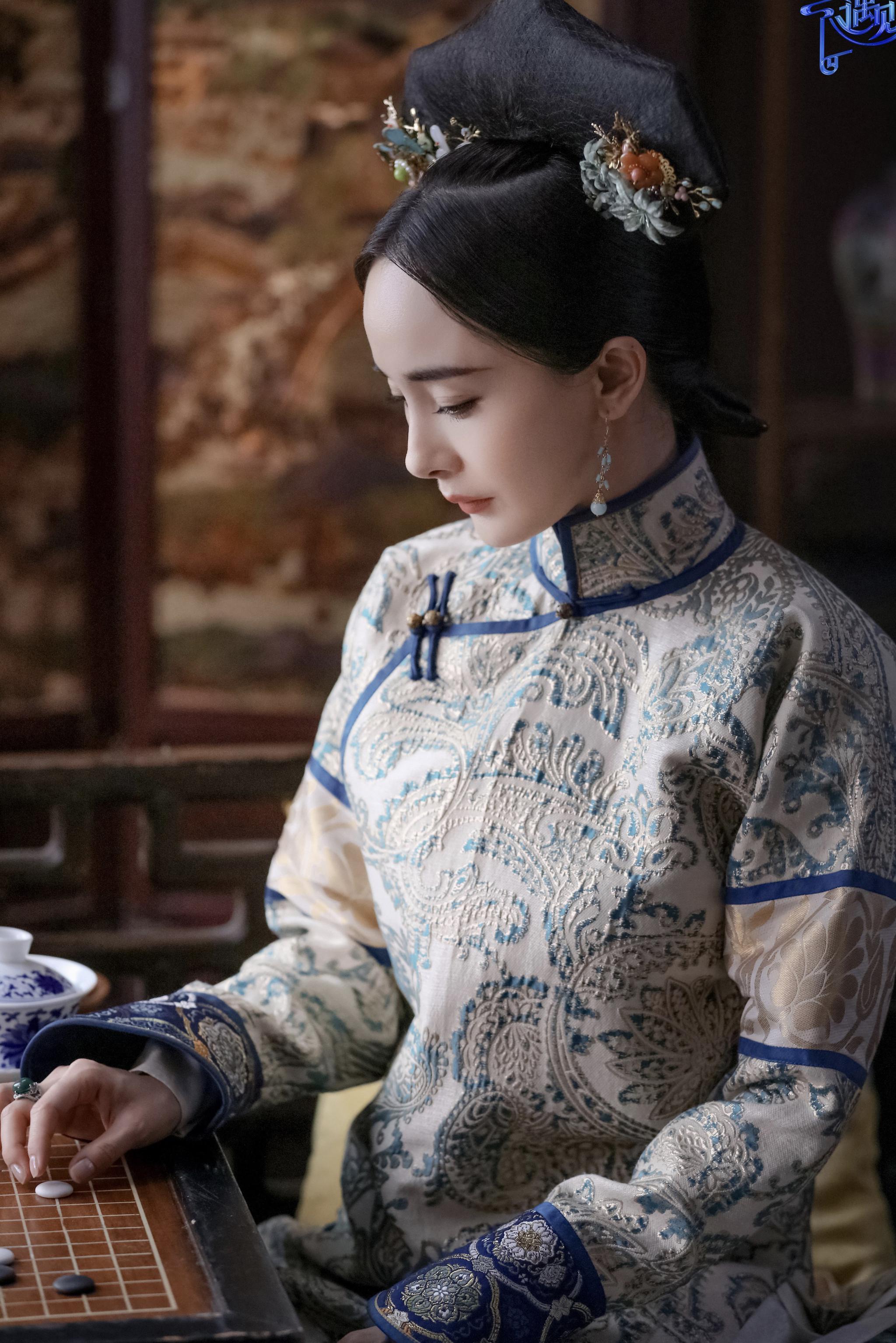 杨幂关晓彤刘涛等女明星的清宫戏造型,你们觉得谁的颜值最高?插图(8)