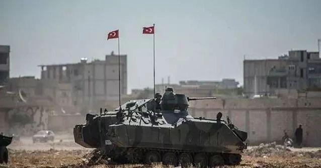 有仇必报土耳其本土刚遭130枚导弹袭击,美军哨所随后被炮轰