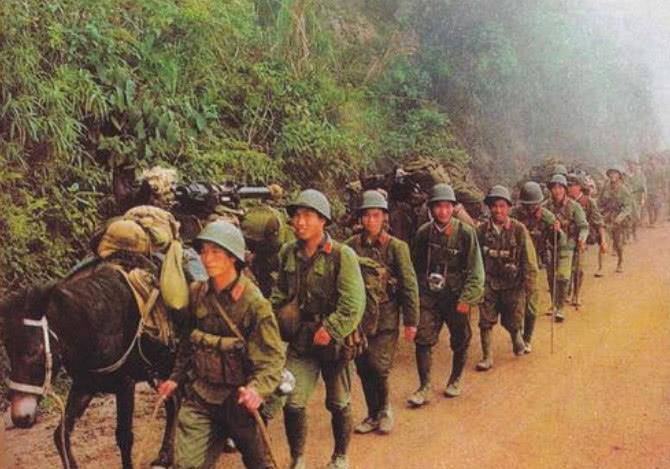 中越战争,我军伤亡近3万人,越南多少