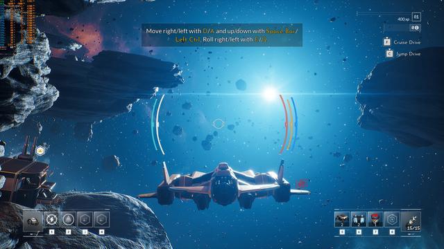 精美绝伦《永恒空间2》众筹试玩版4K截图赏