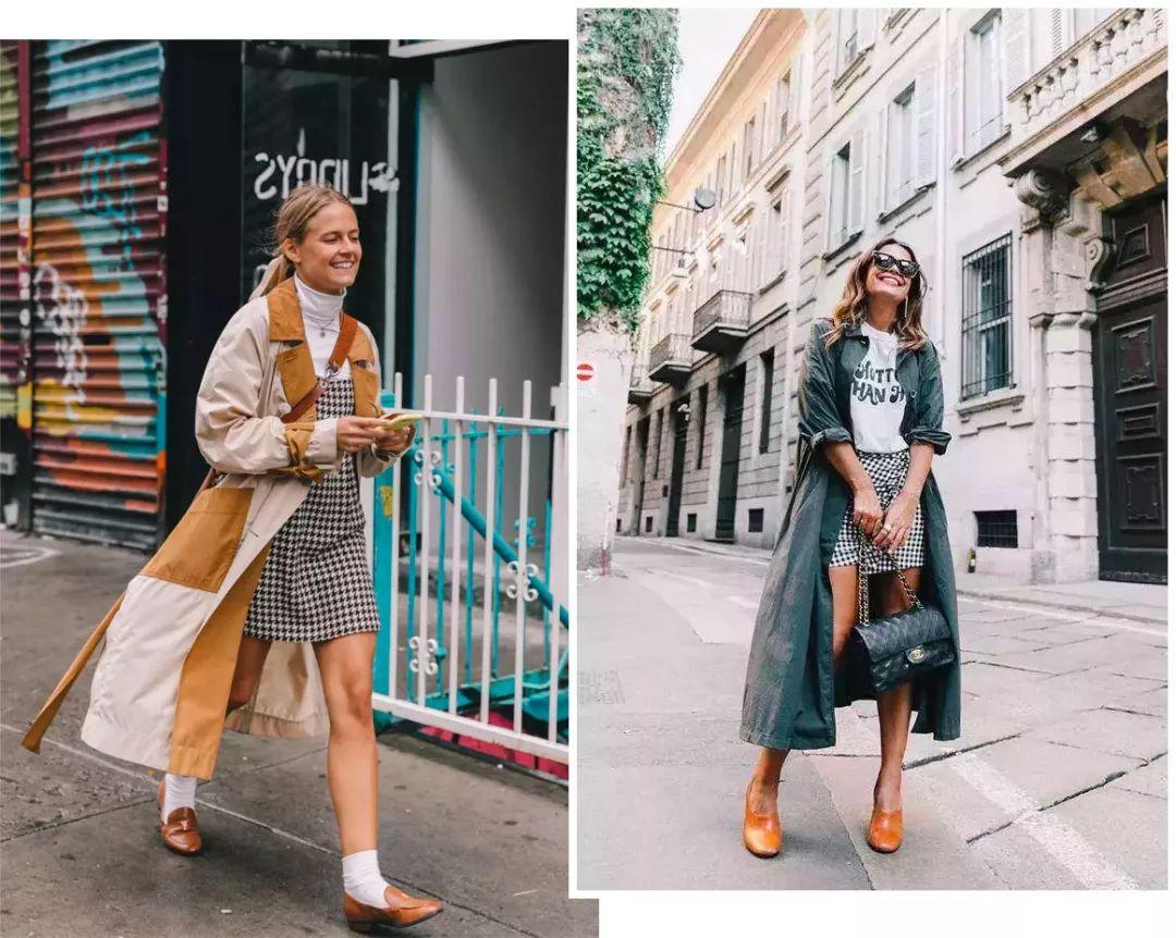 最适合现在穿的风衣,怎么穿怎么选最好看!