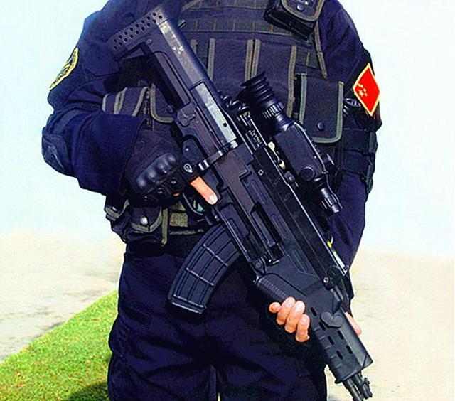 """军事丨国产""""战略大枪""""批量装备,被认为是最先进的单兵武器_综合"""