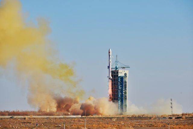 据了解,自2018年12月29日,6颗云海二号卫星发射成功以来,西安卫星