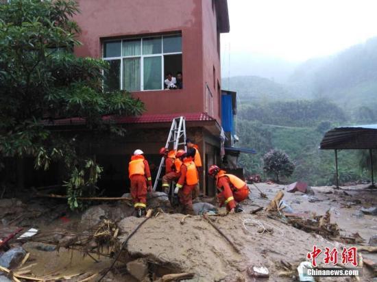 云南地质灾害综合防治体系六年预报避让地质灾害238起