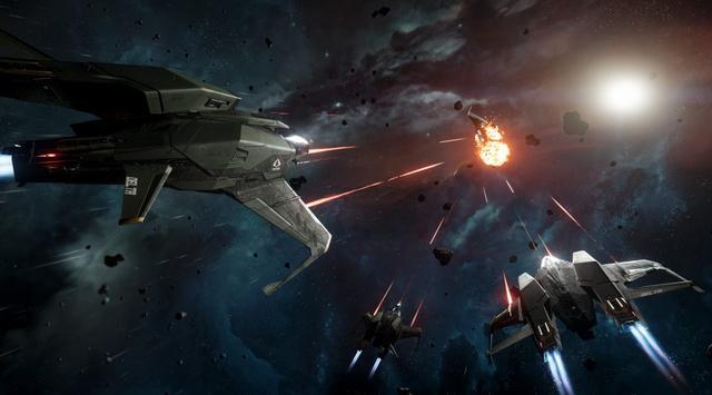 《星际公民》Alpha3.7版本面向出资者开放_系统
