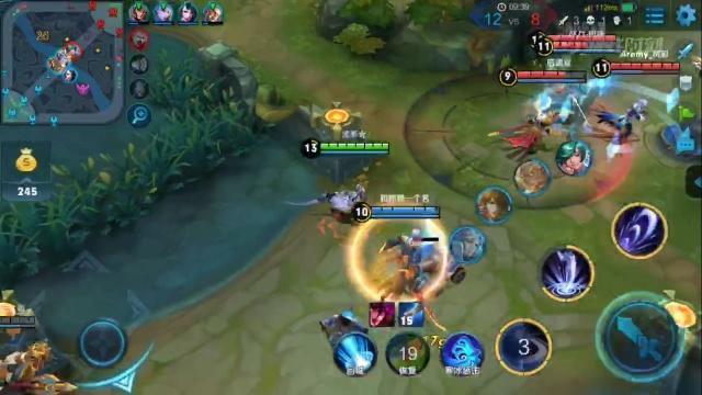 王者榮耀:王者玩家公認的6個最難操作,會一個的最低都是鉆石段位!