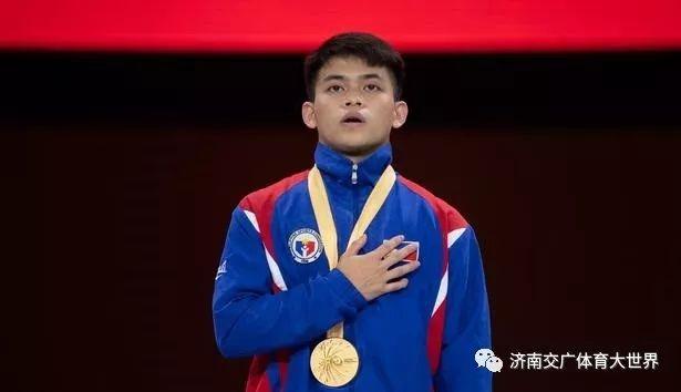 体操世锦赛菲律宾土耳其夺金创历史 中国队仍零金