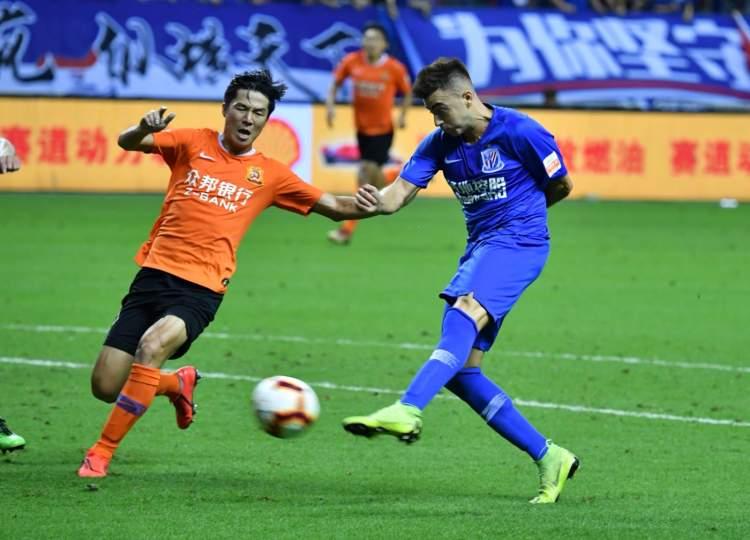 时间紧张!沙拉维17日返沪 申花仅有3天备战联赛