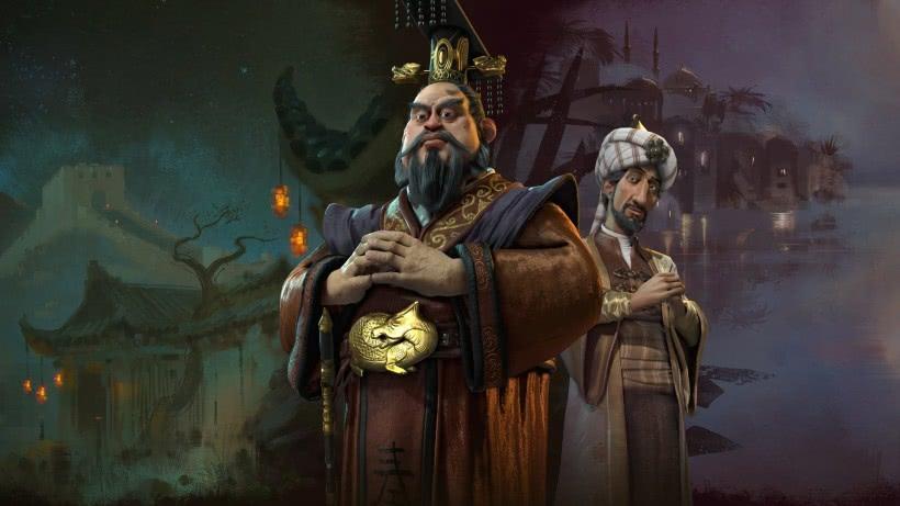《文明6》游戏桌面壁纸
