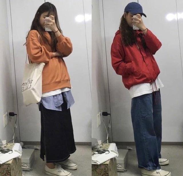 原创             小个子女生穿衣有讲究,不妨试试温暖秋冬的大地色系,时尚又优雅