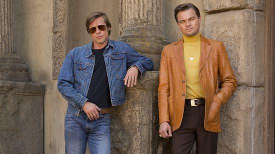 《好莱坞往事》的复古时尚,玛格特·罗比穿出高贵魅力