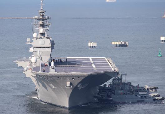 日本出云级航母战力到底如何?