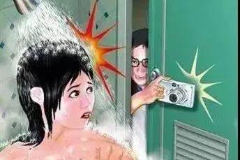 "<b>浙江一姑娘洗澡时,背后闪过一道白光!民警3小时擒获""色狼""</b>"