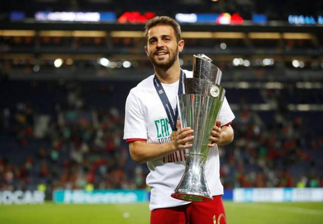 原创             5场造7球,C罗之后葡萄牙新王牌已浮出水面!曾力压C罗成为MVP